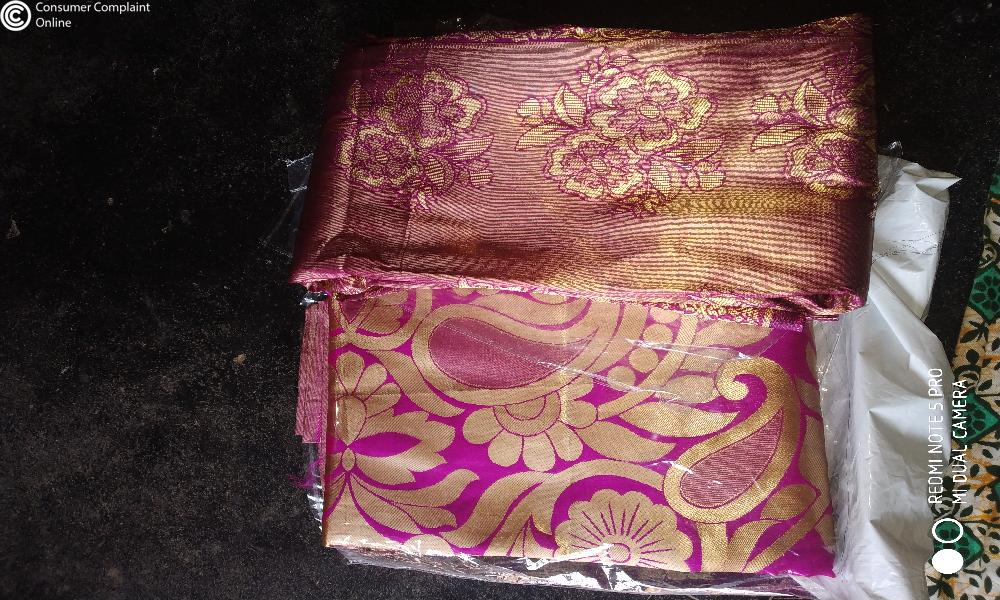 Great Indian saree Complaints - consumercomplaintonline.in